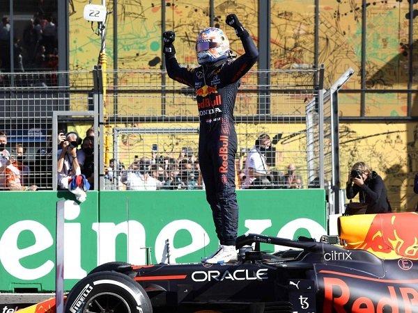 Max Verstappen sebut fokus adalah kunci utama dalam menangi GP Belanda.