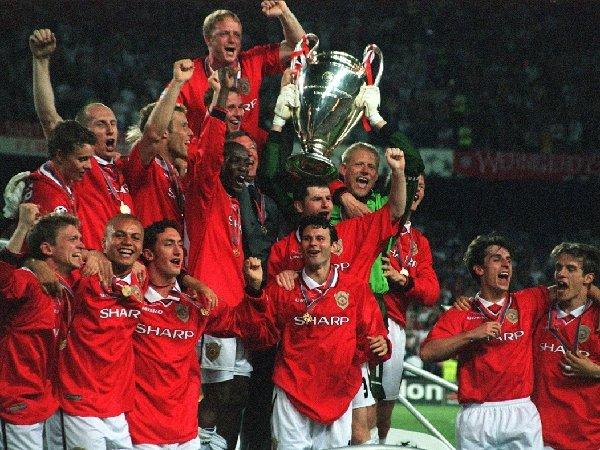 Ole Gunnar Solskjaer sebut skuat Manchester United saat ini lebih baik dari skuat 1990