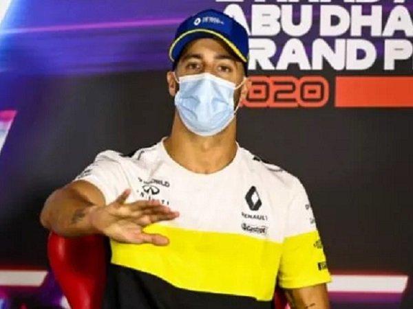Pebalap McLaren, Daniel Ricciardo. (Images: Getty)