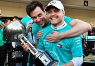 Bos Mercedes Sebut Valtteri Bottas Masih Pantas Bela Timnya