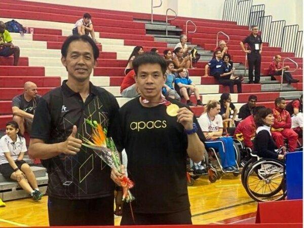 Cheah Liek Hou Akan Pertahankan Pelatihnya Untuk Paris 2021