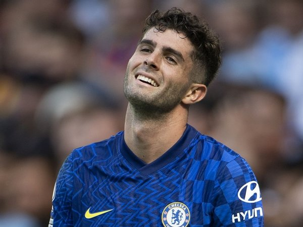 Christian Pulisic (Sumber: Getty)