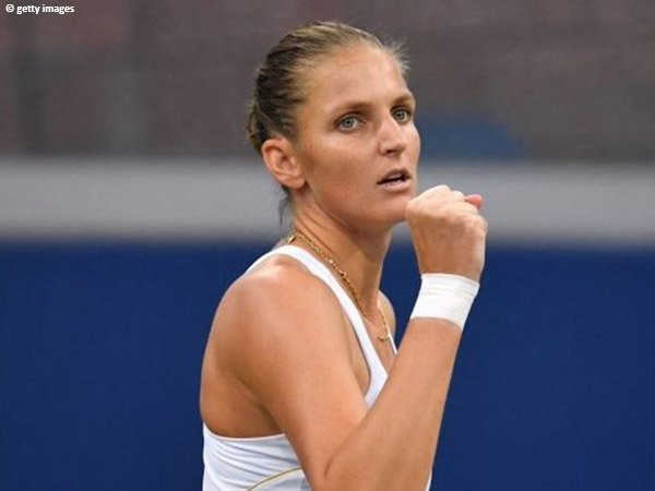 Karolina Pliskova bungkam Anastasia Pavlyuchenkova demi perempatfinal US Open 2021