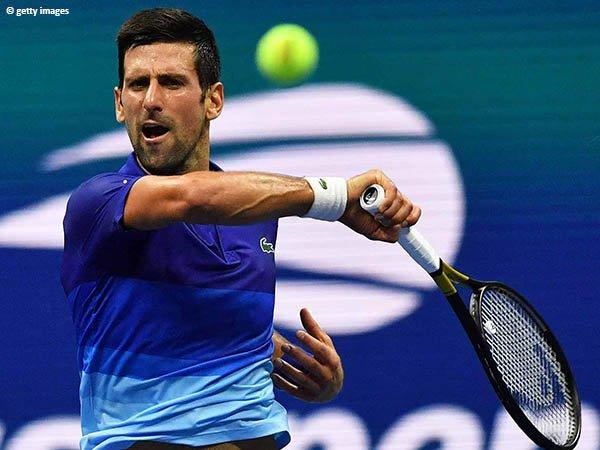 Novak Djokovic pupuskan harapan Jenson Brooksby di US Open 2021