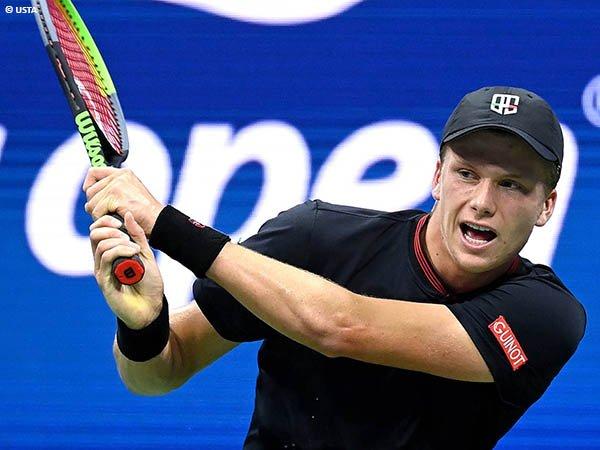 Jenson Brooksby semakin percaya diri usai hadapi Novak Djokovic di US Open 2021