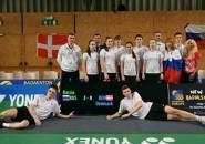 Kandaskan Juara Bertahan Denmark, Rusia ke Final Kejuaraan Beregu U17 Eropa