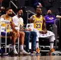 Kyle Kuzma Tegaskan Dirinya Tak Bermasalah Dengan Lakers