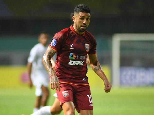 Gelandang asing Borneo FC, Jonathan Bustos dipuji Mario Gomez