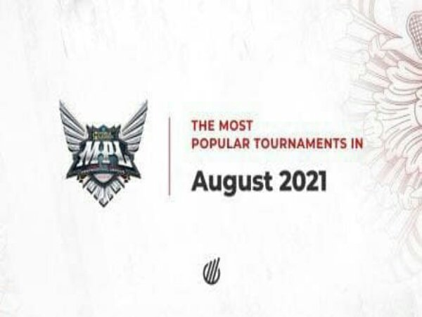 MPL ID Season 8 Kompetisi Esports Terpopuler di Dunia pada Agustus 2021!