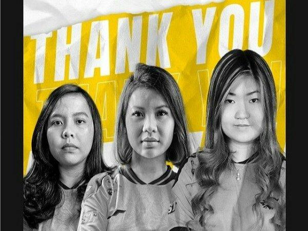 ONIC Esports Lepas Divisi PUBGM Ladies ONIC Glory, Dampak Ditinggal Mute?