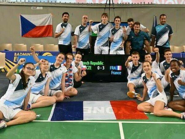 Perancis Lolos ke Final Kejuaraan Beregu U17 Eropa 2021