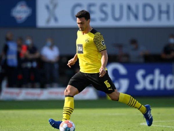 pulih, Mats Hummels segera bela Borussia Dortmund