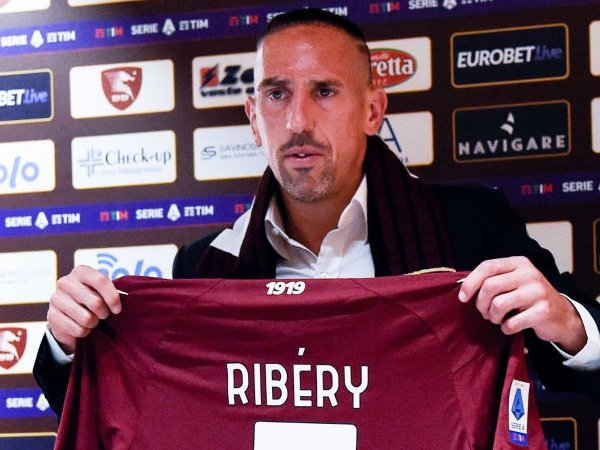 Ribery Ungkap Alasan Perkuat Klub Promosi Serie A