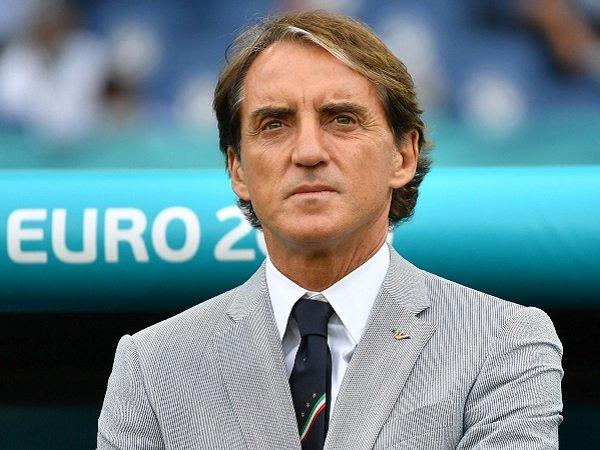 Roberto Mancini akan ubah susunan pemain Italia saat hadapi Lithuania.