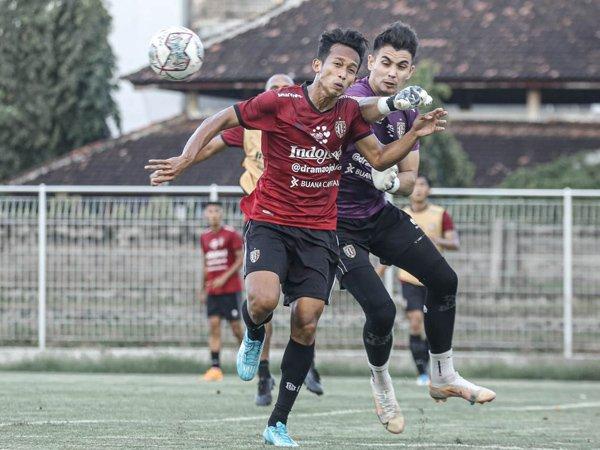 Penyerang Bali United, Muhammad Rahmat