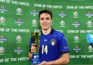 Dikabarkan Cedera, Federico Chiesa Tetap Berlatih Bersama Timnas Italia