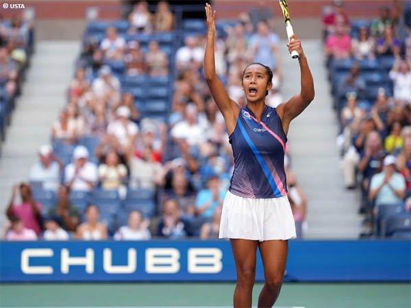 Gebrakan Leylah Annie Fernandez di US Open 2021 berlanjut sampai semifinal