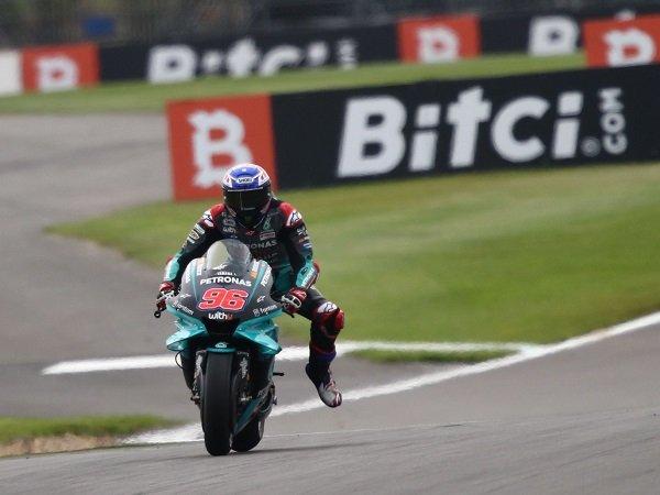 Jake Dixon senang bisa mentas bersama Petronas Yamaha lagi di GP Aragon.
