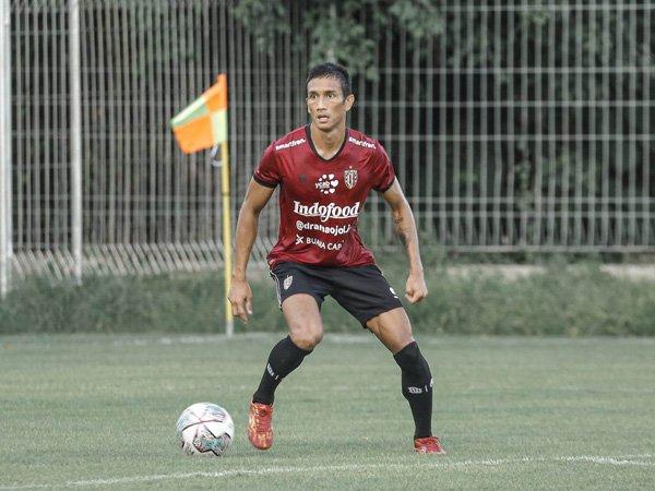 Reuben Raya Rivera Silitonga jalani trial bersama Bali United