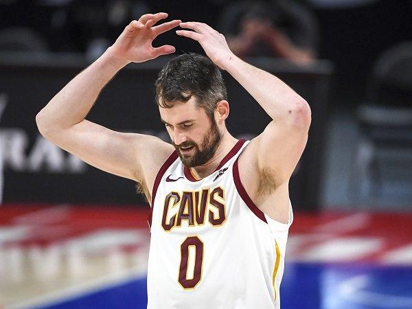 Cleveland Cavaliers tak akan mainkan Kevin Love terlalu sering musim depan.