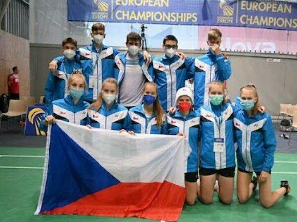 Ambisi Besar Ceko Setelah Medali Perunggu Kejuaraan Beregu U17 Eropa 2021