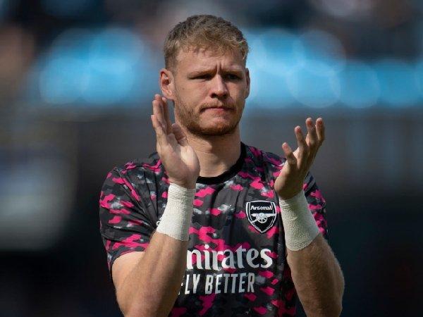 Aaron Ramsdale belum melakukan debut di Premier League