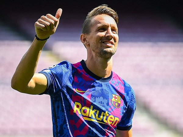 Luuk de Jong percaya diri buktikan diri sebagai pemain Barcelona.