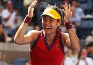 Hasil US Open: Emma Raducanu Permalukan Juara Olimpiade Di Perempatfinal