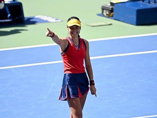 Emma Raducanu miliki kemiripan dengan Novak Djokovic, klaim Mats Wilander