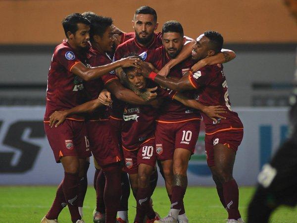 Borneo FC incar poin penuh atas Persik Kediri