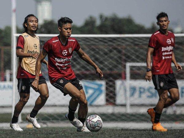 Made Andhika Wijaya siap kawal lini pertahanan Bali United