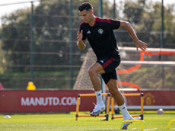 Anthony Martial bisa jadi korban transfer Cristiano Ronaldo ke Manchester United