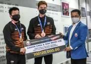Baru Perunggu Olimpiade, Aaron/Wooi Yik Tegaskan Masih Lapar Kemenangan