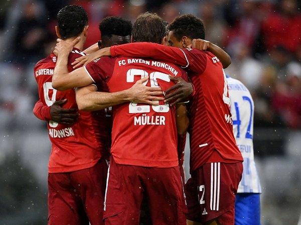 Bayern Munich hadapi RB Leipzig di laga berikutnya.
