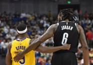 Los Angeles Lakers Resmi Kenalkan Deandre Jordan Sebagai Pemainnya