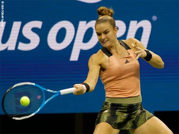 Maria Sakkari patah hati kehilangan peluang untuk maju ke final US Open 2021