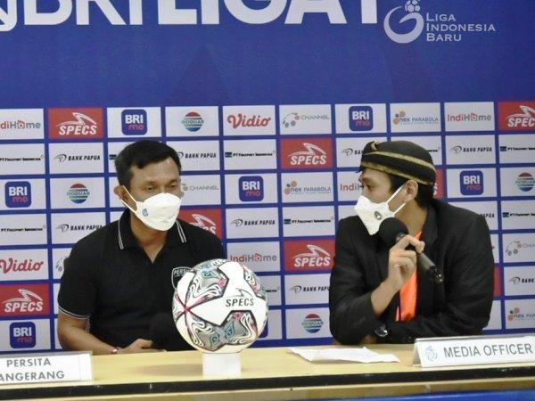 Pelatih Persita, Widodo Cahyono Putro