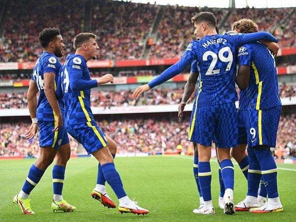 Chelsea jamu Aston Villa pada pertandingan lanjutan Premier League.
