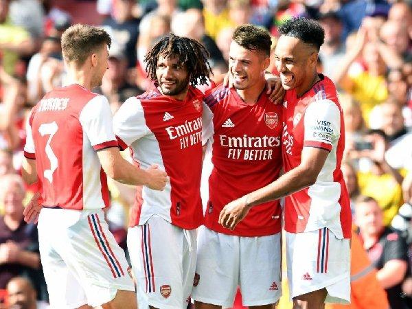 Arsenal belum meraih kemenangan di Premier League musim ini