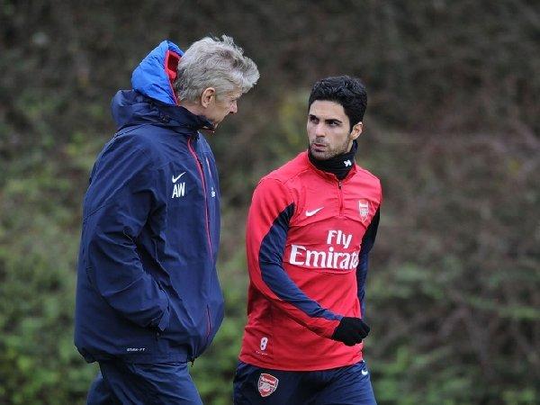Mikel Arteta perlu belajar dari Arsene Wenger