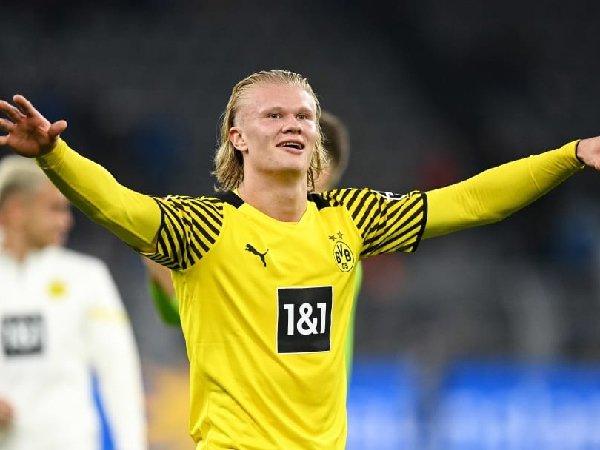 Striker Borussia Dortmund, Erling Haaland, takkan buru-buru putuskan soal masa depannya