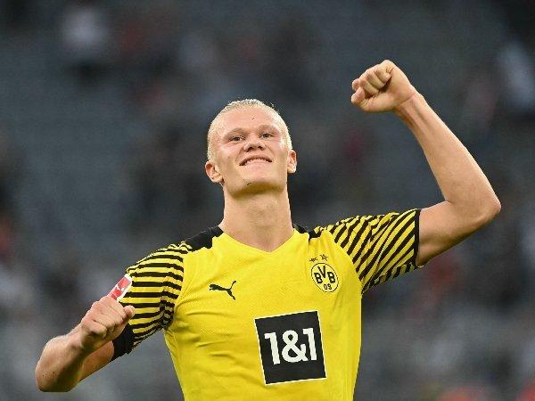 Borussia Dortmund siap tukar Erling Haaland dengan Ousmane Dembele