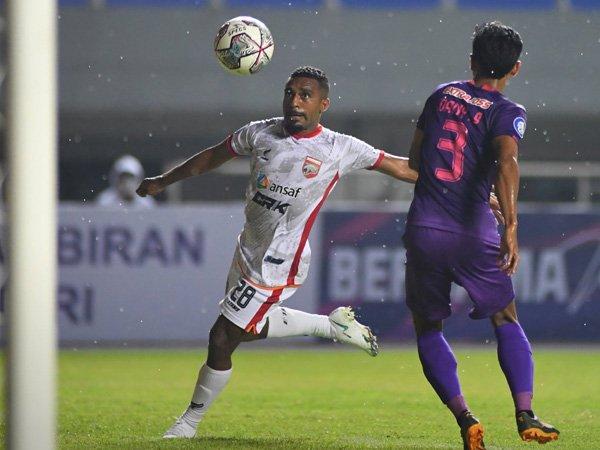 Laga Borneo FC kontra Persik Kediri