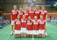 Denmark Tak Khawatir Gagal Pertahankan Gelar Kejuaraan Beregu U17 Eropa