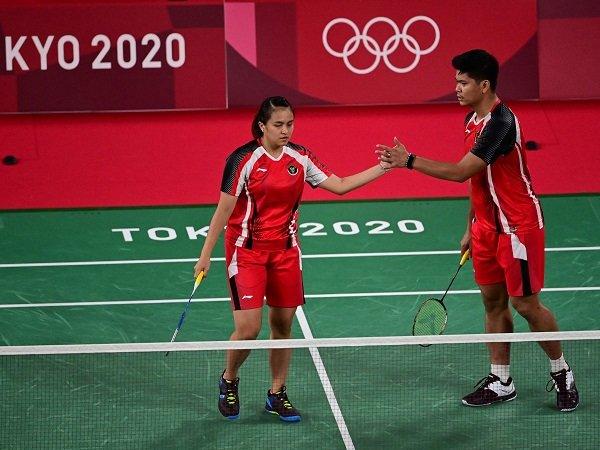 Kegagalan di Olimpiade Tokyo masih pengaruhi performa Praveen/Melati sampai kini.