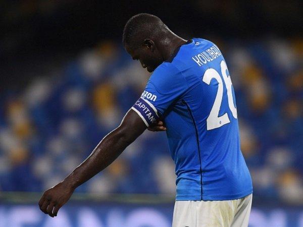 Kalidou Koulibaly siap main saat Napoli hadapi Juventus.