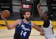 Marc Gasol Justru Jadi Alasan Lakers Rekrut Deandre Jordan