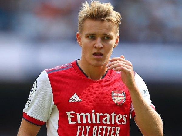 Martin Odegaard ungkap ambisinya bersama Arsenal