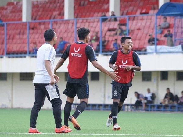 Gelandang PSIS Semarang, Fandi Eko Utomo siap hadapi Persija Jakarta