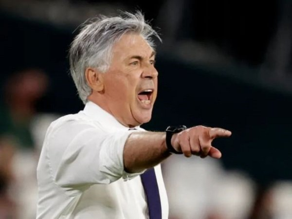 Pelatih Real Madrid, Carlo Ancelotti. (Images: Getty)